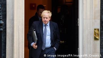 Großbritannien Brexit Boris Johnson