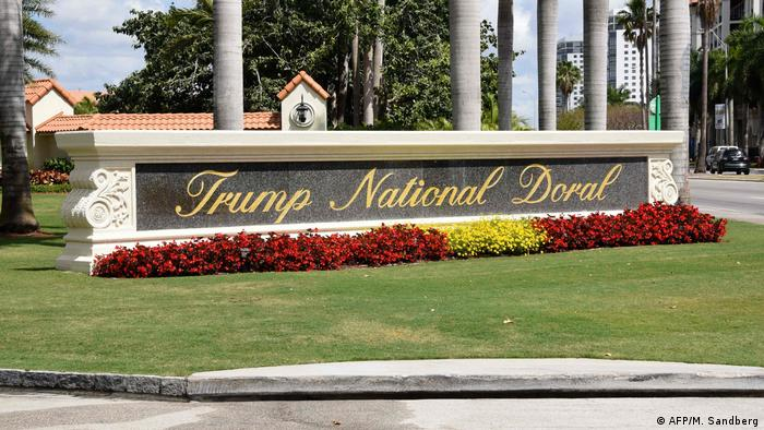 Курорт Trump National Doral в Майами