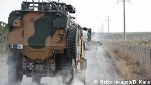 Syrien Krieg Grenze Türkei | Türkisches Militär in Ceylanpinar, Türkei