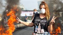 Libanon Demonstration & Proteste in Beirut