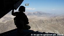 US-Militär in Afghanistan (Imago Images/Zuma/A. Dinner)