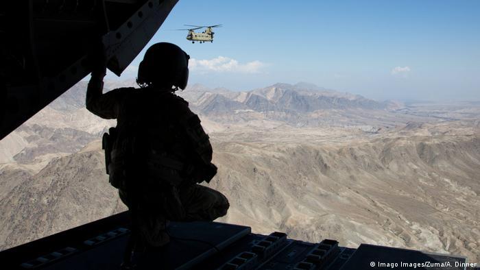 US-Militär in Afghanistan (Imago Images/Zuma/A. Dinner)