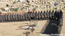 Afghanistan Farah Provinz Taliban Kämpfer Ausbildung