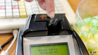 Kreditkarten Panne