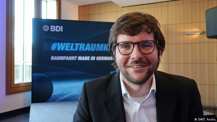 Deutschland Industrie macht sich für Weltraumbahnhof in Deutschland stark | Tom Segert
