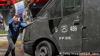 Pese al despliegue policial, los disturbios se han incrementado.
