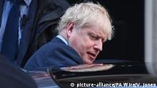 UK London Boris Johnson