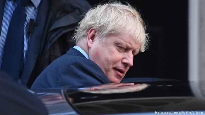 UK London Boris Johnson (picture-alliance/PA Wire/V. Jones)