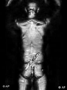 Körperscanner