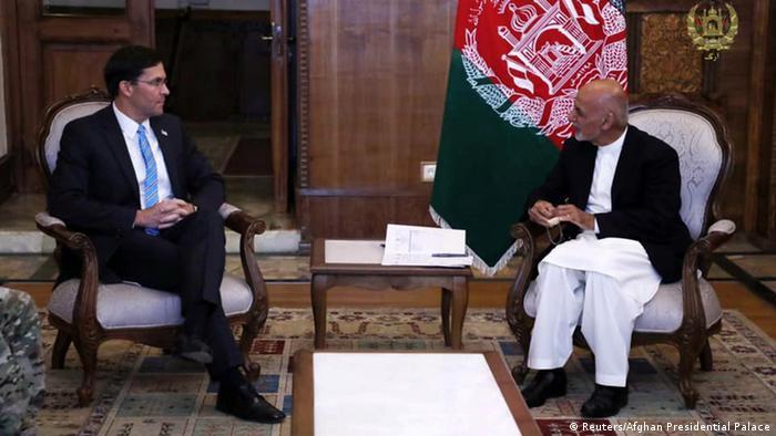 US-Truppen sollen in Afghanistan bleiben