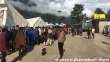 Migranten im Nordwesten Bosniens