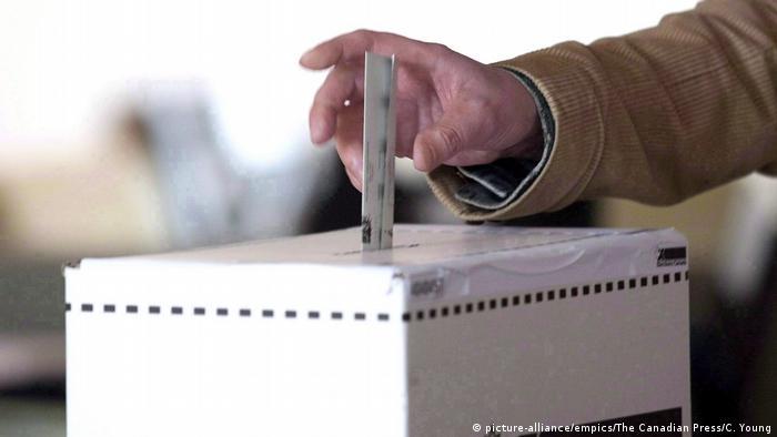 Kanada Wahl 2011 | Stimmabgabe