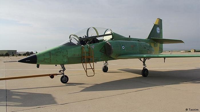 Yasin, neue iranische Kampfflugzeug