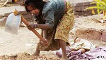 Indien: Kinderarbeit
