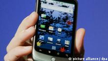 Google Nexus One Handy
