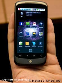 Google Nexus One Handy