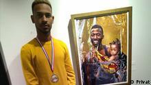 Kevin Lima guineischer Künstler
