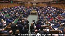 England Brexit Parlamentssprecher John Bercow