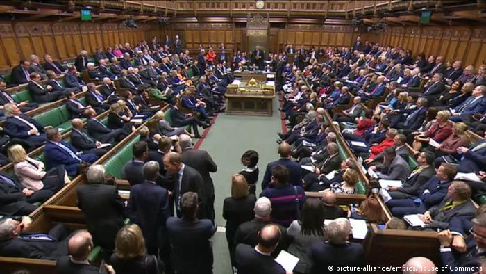 The UK Parliament's votes on the Brexit deal — explained