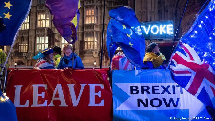 UK London Brexit Demonstration (Getty Images/AFP/T. Akmen)