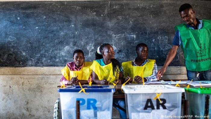 Eleições em Moçambique marcadas por irregularidades segundo a JOINT
