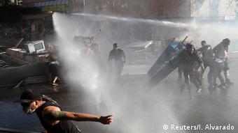 Las protestas en Chile son una reacción contra EE.UU., dice Cabello.