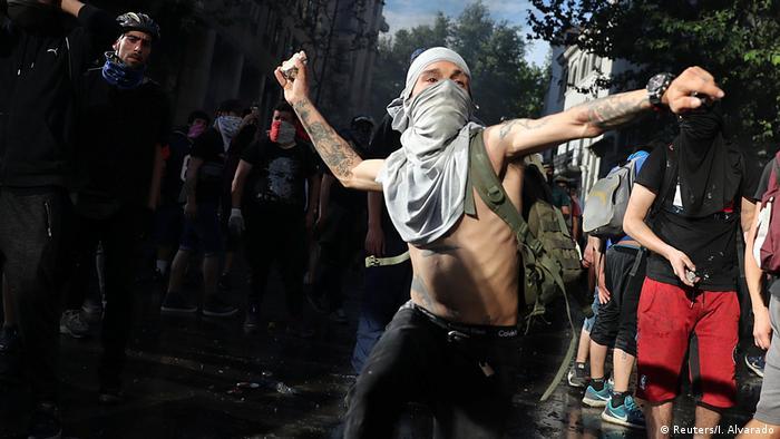 Chile: Ein unerwarteter Wutausbruch