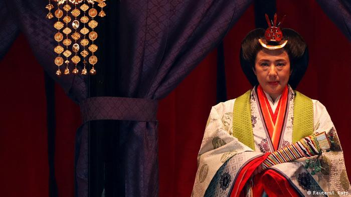 Japan Kaiserin Masako (Reuters/I. Kato)