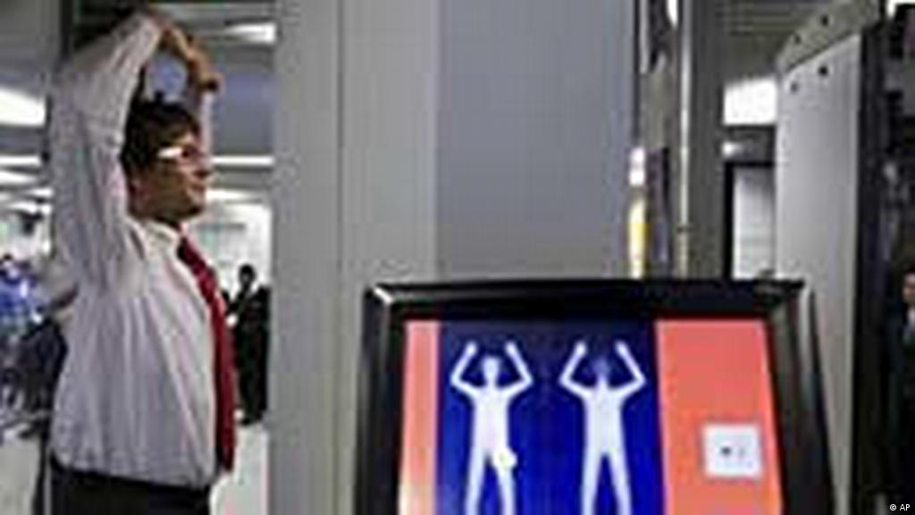 Spain calls for common EU stance on airport body scanners   Europe ...