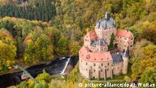 BdT Herbst in Sachsen - Burg Kriebstein