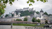 Salzburg Innenstadt (picture-alliance/dpa/S. Schuldt)