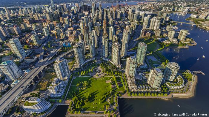 George Wainborn Park, Vancouver (picture-alliance/All Canada Photos)