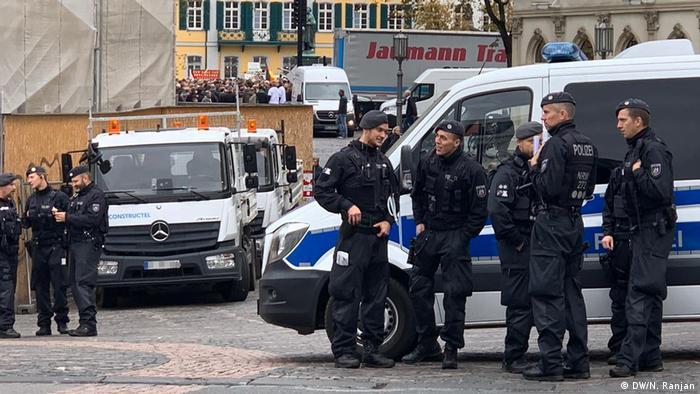 Police in Bonn