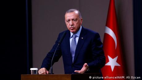 Διεθνείς χορηγίες για τη Συρία θέλει ο Ερντογάν
