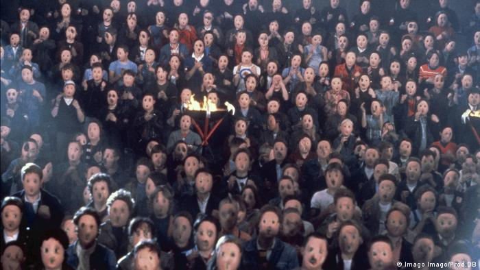 Film still from The Wall, the Pink Floyd film also directed by Alan Parker (Imago Imago/Prod.DB)