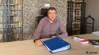 Kadirova ailesinin avukatı Birol Öztürk