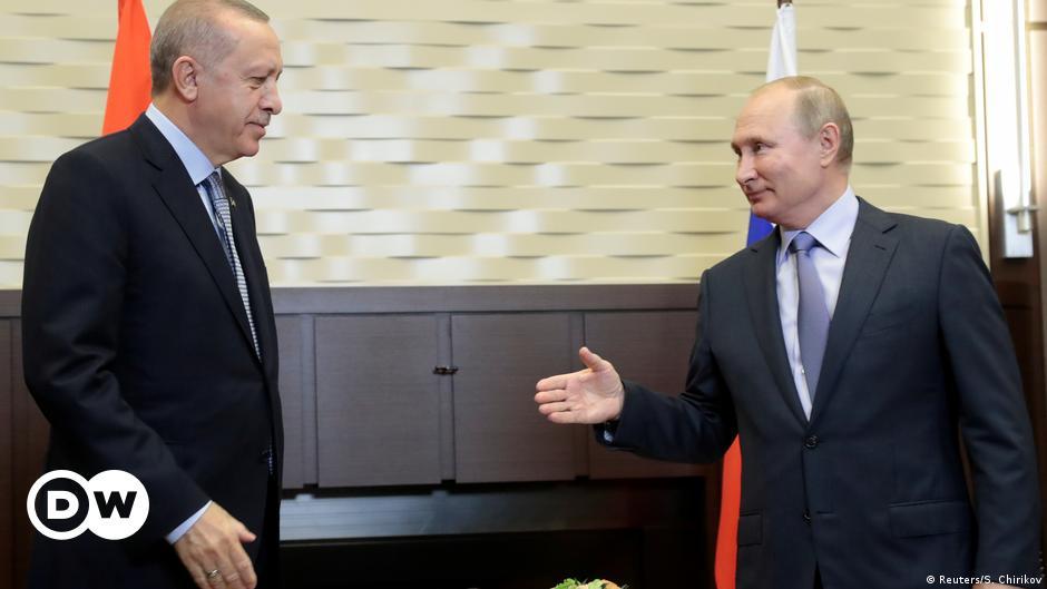 Sotschi: Putin und Erdogan verhandeln über Syrien