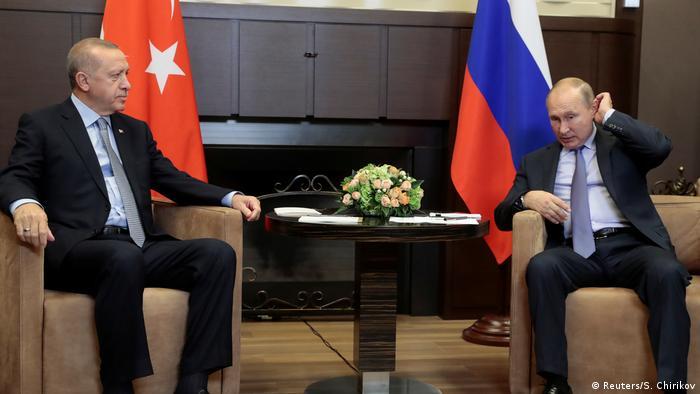 Opinion: Vladimir Putin rekindles Recep Tayyip Erdogan's lost love for NATO