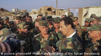 Bashar al-Assad shugaban kasar Syria