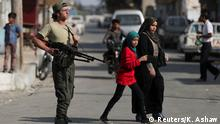 Syrien Rebellen bei Tal Abyad