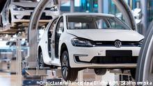 Deutschland | E-Autos für Afrika: Volkswagen startet Pilotprojekt in Ruanda