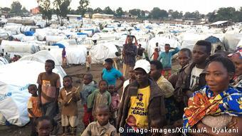 Les violences dans la région de l'Ituri ont provoqué des milliers de déplacés
