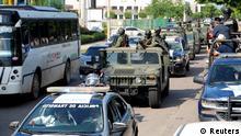 Mexiko Unruhen in Culiacan