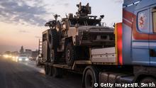 Irak | US Truppen auf Rückzug aus Syrien