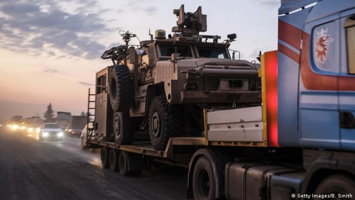 Američke trupe se povlače iz Sirije