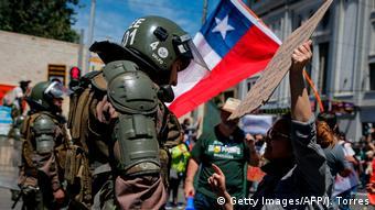 Chile | Proteste