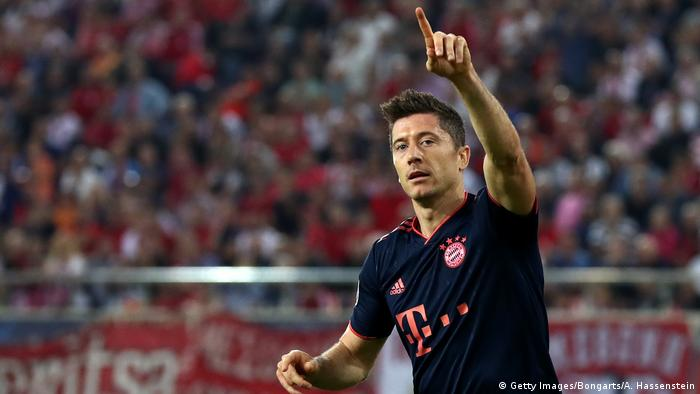Fußball Champions League | Olympiacos FC v Bayern München | 1:1