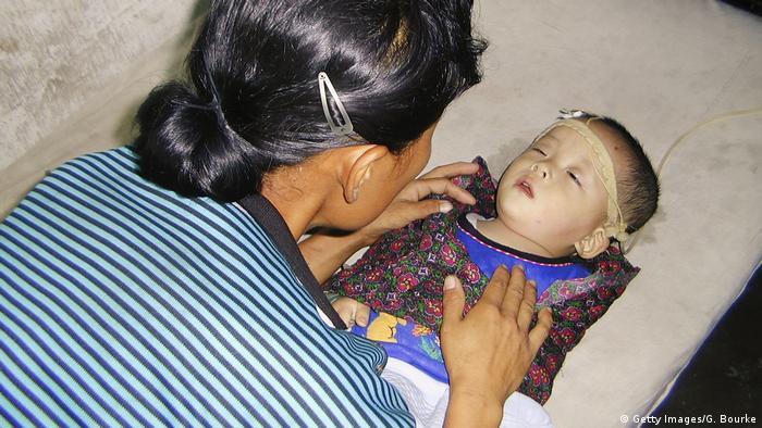 Недоїдання становить смертельну загрозу для 30 тисяч дітей у КНДР