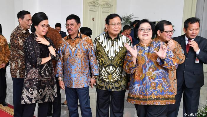 Jakarta Indonesien Joko Widodo (Laily Rachev)
