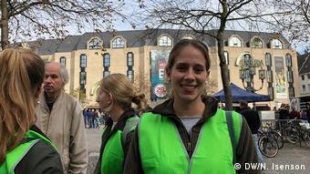 Bonn | Proteste der Bauern (DW/N. Isenson)